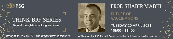 PSG webinar banner - Prof_Shabir_Madhi